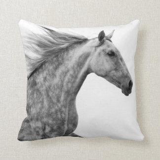 Lantlig snabbt växande Andalusian häst Kudde