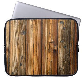 Lantlig Wood laptop sleeve