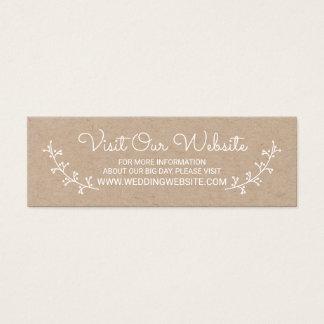 Lantliga lagrar som gifta sig websiten litet visitkort
