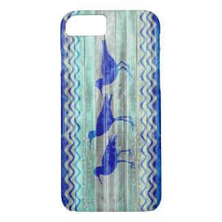 Lantliga marinblåa kust- Sandpipers