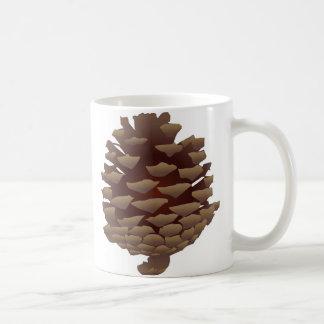 Lantliga Pinecone Kaffemugg