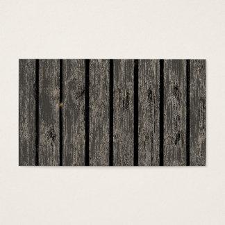 Lantliga träslättvisitkortar visitkort