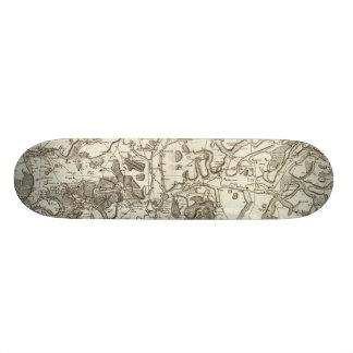 Laon Noyon Skateboard Bräda 20 Cm