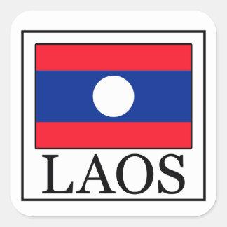 Laos klistermärke