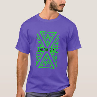 Laotisk skjorta för för Che skridskolilor och T-shirts