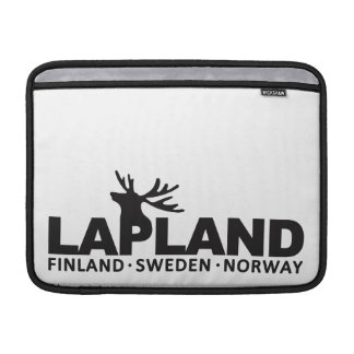 "LAPLAND anpassningsbar 13"" MacBook sleeve"