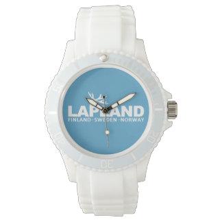 LAPLAND beställnings- färgklockor Armbandsur