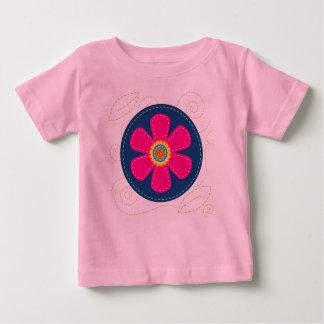 lappa blomman t shirt