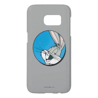 Lappar Retro blått för BUGS BUNNY ™ Galaxy S5 Skal