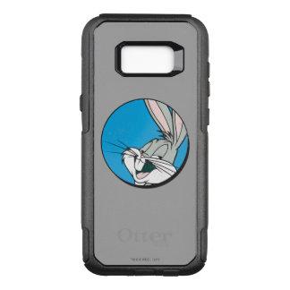 Lappar Retro blått för BUGS BUNNY ™ OtterBox Commuter Samsung Galaxy S8+ Skal