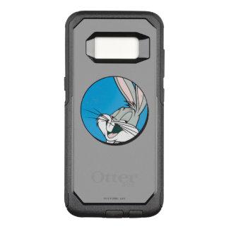 Lappar Retro blått för BUGS BUNNY ™ OtterBox Commuter Samsung Galaxy S8 Skal