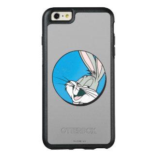 Lappar Retro blått för BUGS BUNNY ™ OtterBox iPhone 6/6s Plus Skal