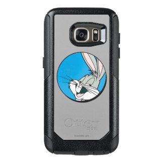 Lappar Retro blått för BUGS BUNNY ™ OtterBox Samsung Galaxy S7 Skal