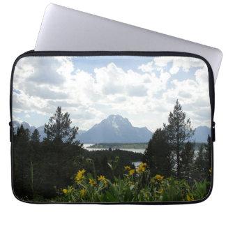 Laptop sleeve för Mt. Moran