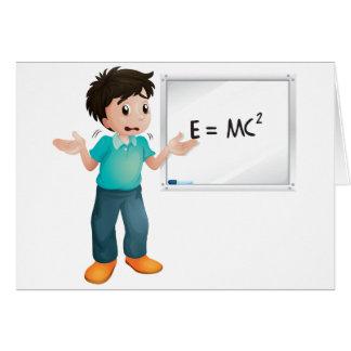 Lära Mathshälsningkort Hälsningskort