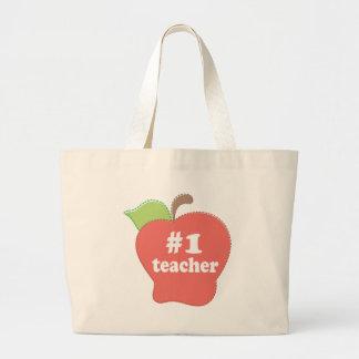 Lärare #1 tygkassar