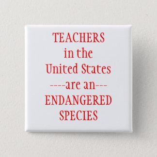 Lärare United States Standard Kanpp Fyrkantig 5.1 Cm