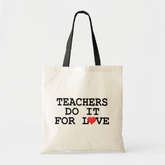 Läraregåva Budget Tygkasse
