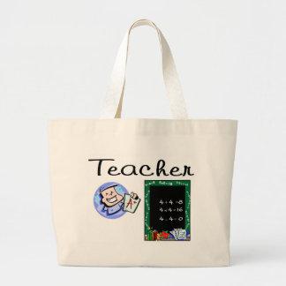Läraregåvor Tygkassar