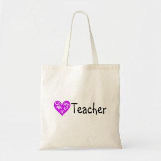 Lärarehjärta 2 budget tygkasse