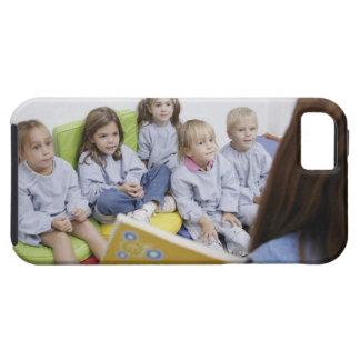Lärareläsning till studenter iPhone 5 cases