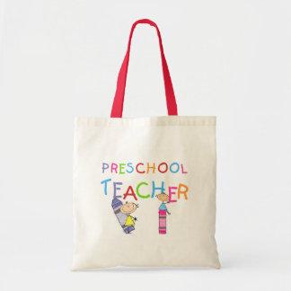 LärareTShirts och gåvor för kritor förskole- Kassar