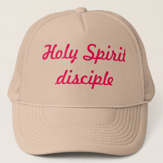 Lärjunge för helig ande truckerkeps