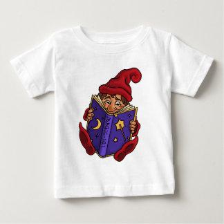 läs- gnomespädbarnt-skjorta t shirts