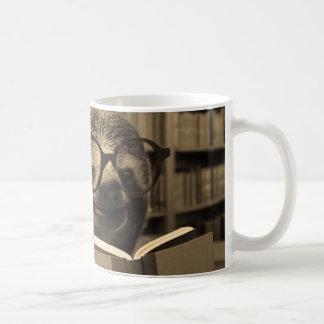 Läs- Sloth Kaffe Mugg