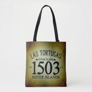 Las Tortugas EST. Lantlig 1503 Tygkasse