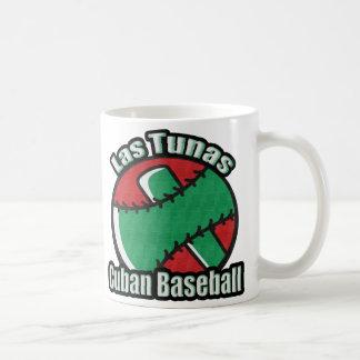 Las Tunas utrustar kubansk baseball Kaffemugg