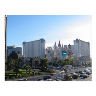 Las Vegas 2007 Vykort