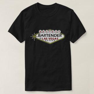 Las Vegas Bestest Bartender T Shirts