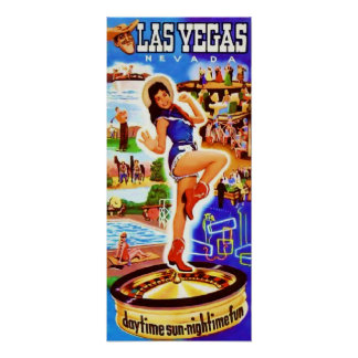 Las Vegas (dagSol-Natt roligt) Poster