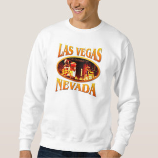 Las Vegas Nevada Långärmad Tröja