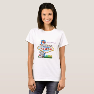 Las Vegas påskhareT-tröja Tröjor