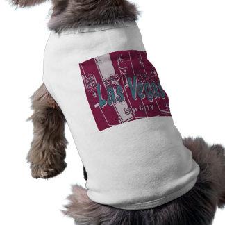 Las Vegas popkonst Långärmad Hundtöja