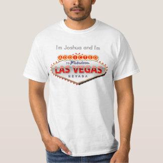 Las Vegas rolig välkomnande för NV undertecknar Tee Shirt