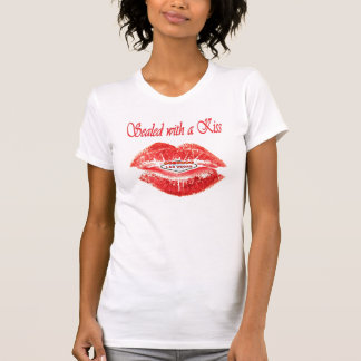 Las Vegas Sealed with a Kiss Camisole Tees
