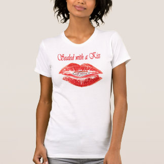 Las Vegas Sealed with a Kiss Lady's Casual Tee