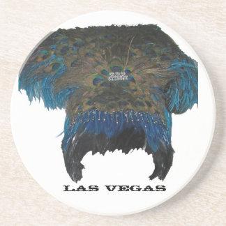Las Vegas Showgirl Underlägg Sandsten