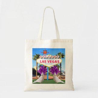 Las Vegas Showgirlfågel! Tygkasse