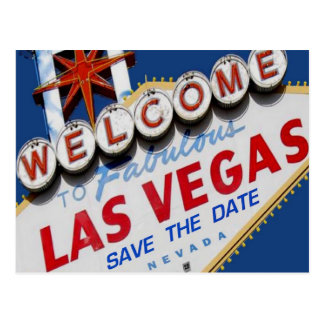Las Vegas Vykort