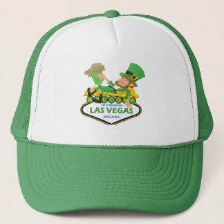 Las Vegas troll & ölSts Patrick hatt Truckerkeps