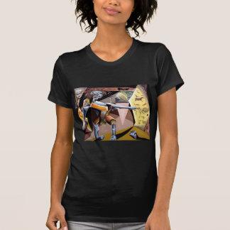 Lascaux - beställnings- tryck! t-shirt