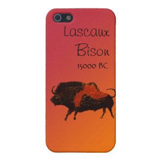 Lascaux Bison iPhone 5 Hud