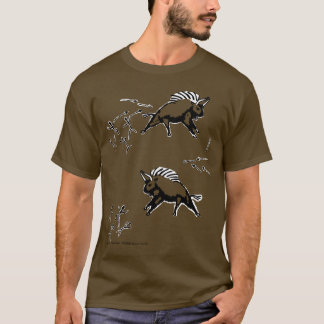 Lascaux Blooperrulle Tee Shirts