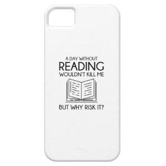 Läsning iPhone 5 Case-Mate Cases