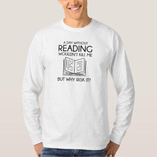 Läsning Tee Shirt