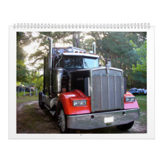 Lastbilkalender 2011 kalender